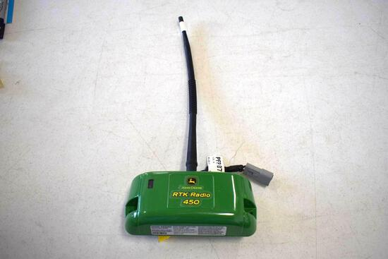 John Deere RTK 450 Radio