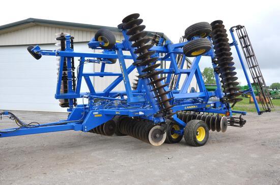 2012 Landoll 7431 33' VT Plus vertical tillage tool