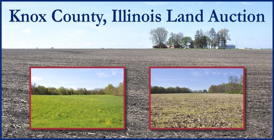 Knox County, IL Land Auction