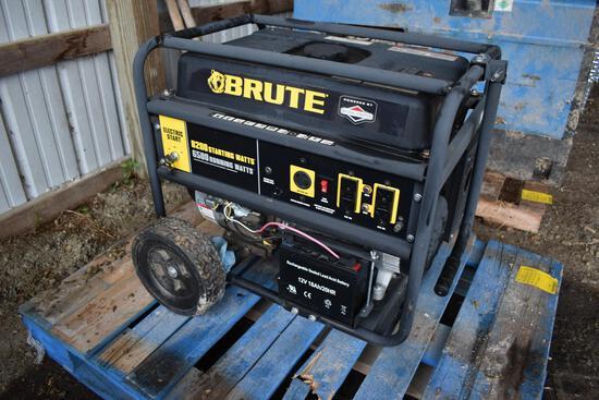 Brute 6500 generator