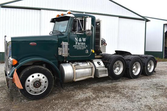 1990 Peterbilt 379 truck