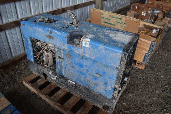 Miller Trailblazer 300DT diesel welder/generator