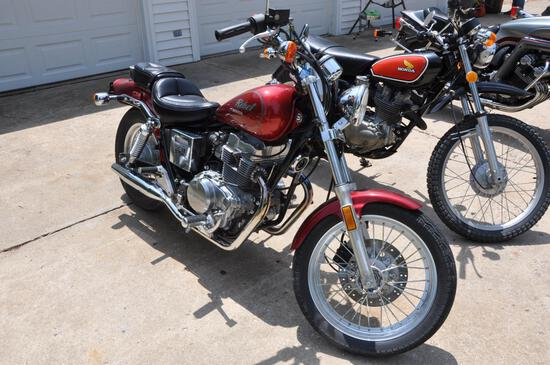 1987 Honda Rebel Four-Fifty
