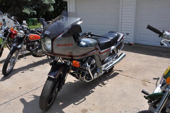 1981 Honda CBX Super Sport 1100