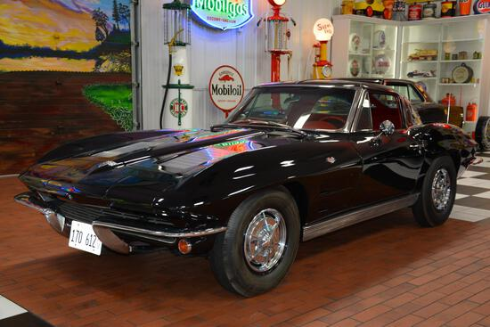 1963 Chevrolet Corvette SWC