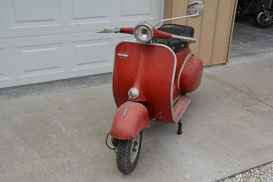 1963 Allstate Scooter