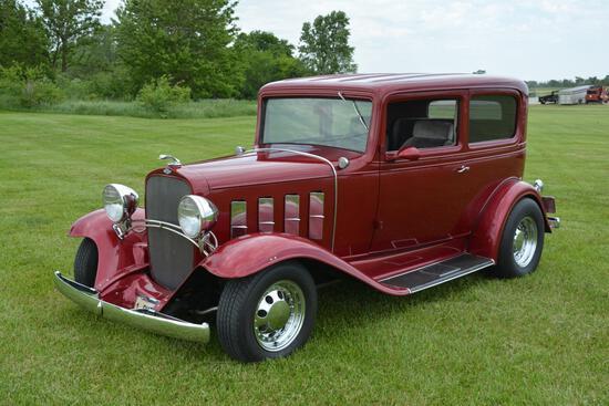 1932 Chevrolet Streetrod