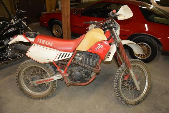 1986 Yamaha MC TT35