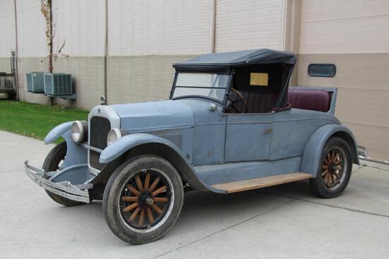 1927 Star 2-Door Roadster