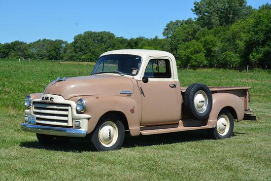 1954 GMC 100 pickup