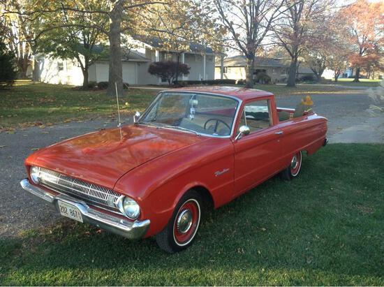 1961 Ford Falcon Ranchero