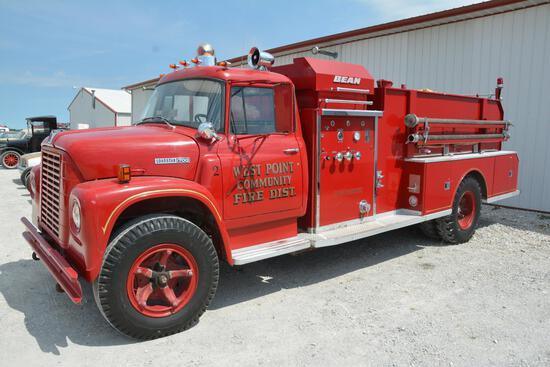 1975 International Firetruck