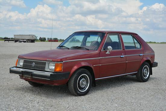 1984 Dodge Omni
