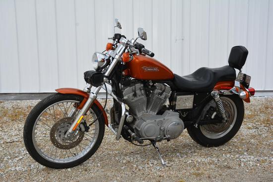 2001 Harley-Davidson XL883C