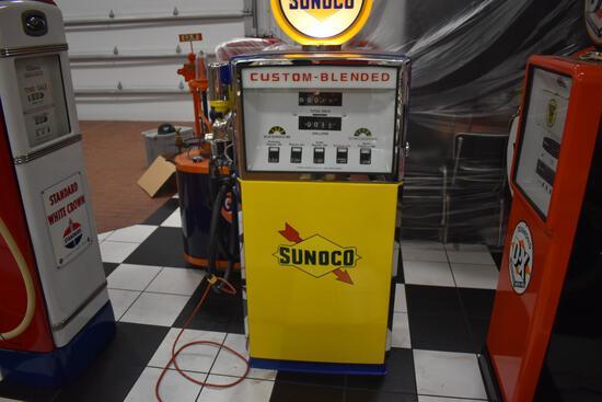 Wayne Blend-O-Matic Model 511EG-6 Sunoco gas pump