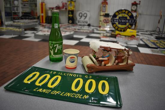 Assortment of misc items