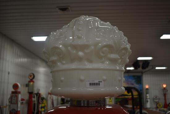White Crown globe