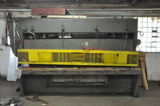 Steelweld model 310 powershear