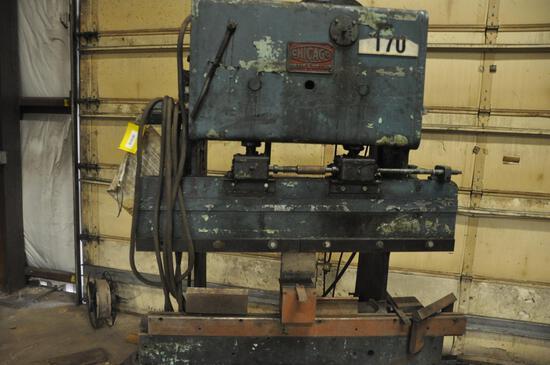 Dreis & Krump industrial press