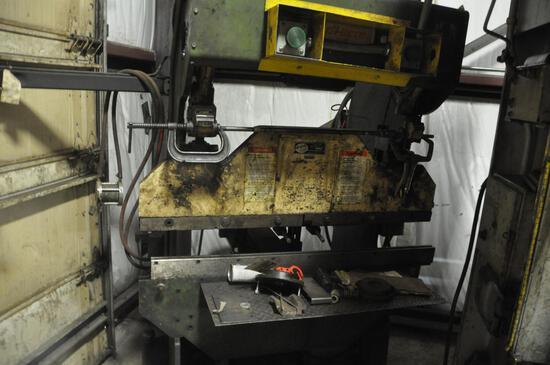 Di-Acro hydrapower press brake