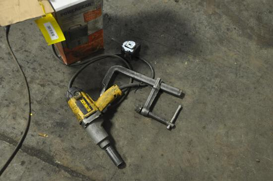 Dewalt electric impact and other misc items
