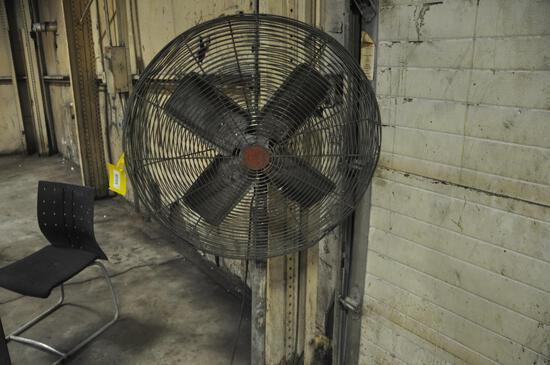 """32"""" diameter industrial fan"""