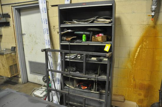 Bookcase tools and other misc. items as pictured