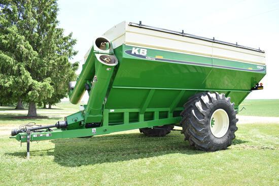 2016 Killbros 1950 grain cart