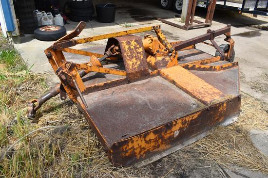 Woods 7' 3-pt. rotary mower