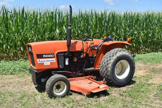 1980 Allis-Chalmers 5020 2wd tractor