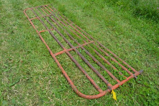 Single Pipe gate