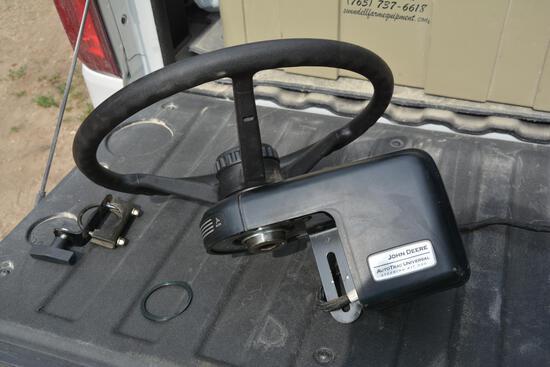 John Deere AutoTrac Universal steering kit