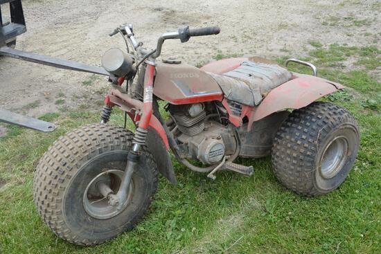 Honda ATC 3 wheeler