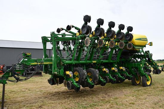2012 John Deere 1790 16/31 CCS planter