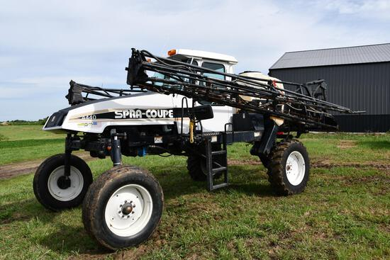 2004 Spra-Coupe 4400 self-propelled sprayer