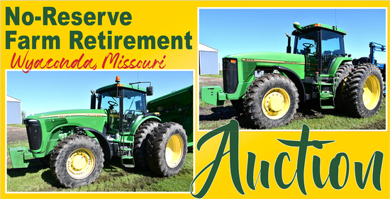No-Reserve Farm Retirement Auction