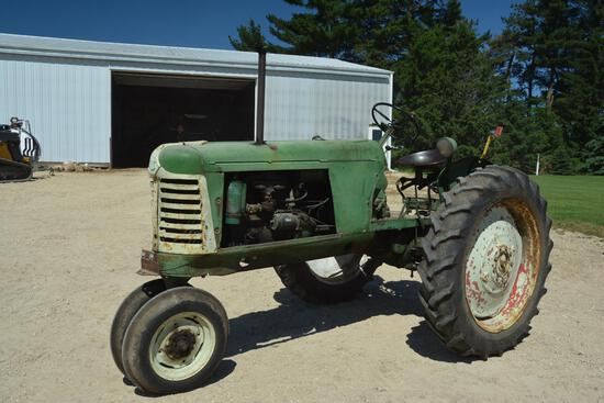 1951 Oliver 66 gas tractor