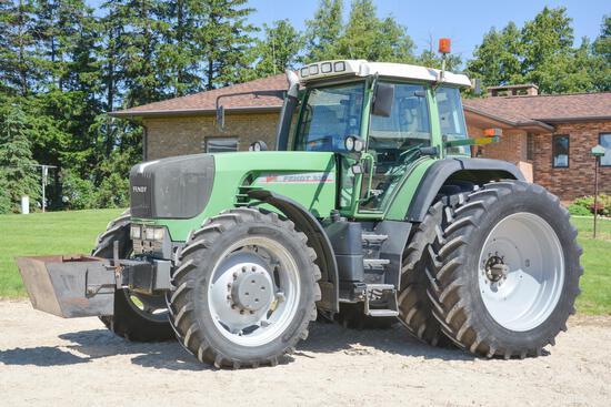 2003 Fendt 920 MFWD tractor