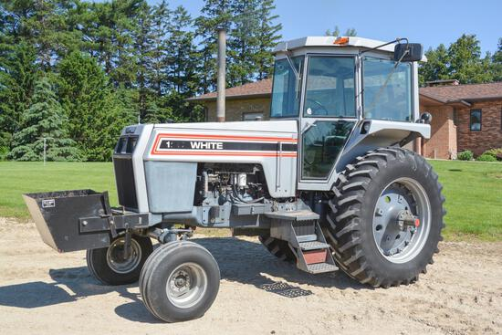 1989 White 100 2wd tractor