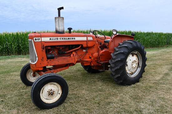 1965 Allis Chalmers D-17 tractor