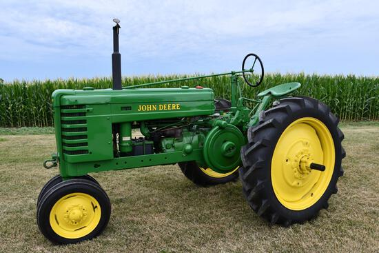 1945 JD H tractor