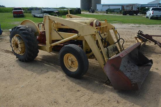 1963 Ford 4000 Industrial gas tractor