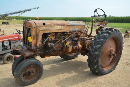 1951 Minneapolis Moline ZA tractor
