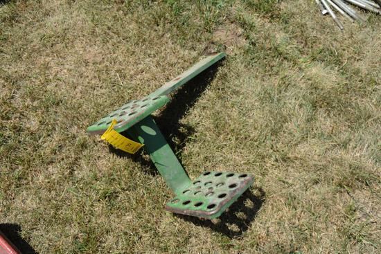 John Deere tractor step