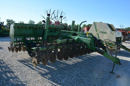Great Plains Solid Stand 15' Drill