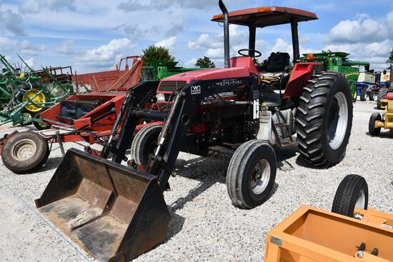 Case-IH 5120 2wd tractor