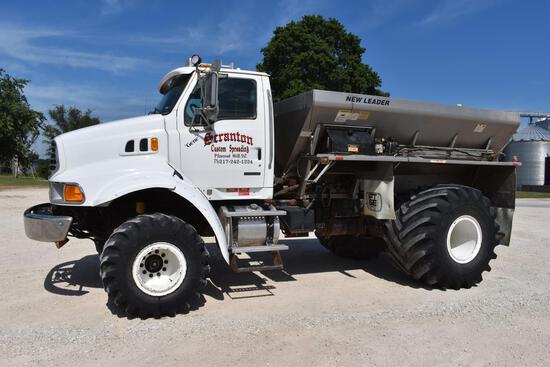 2006 Sterling LT8500 2wd spreader truck