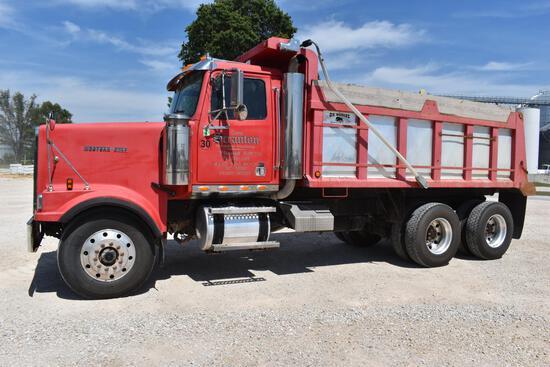 2005 Western Star 4900 4900 dump truck