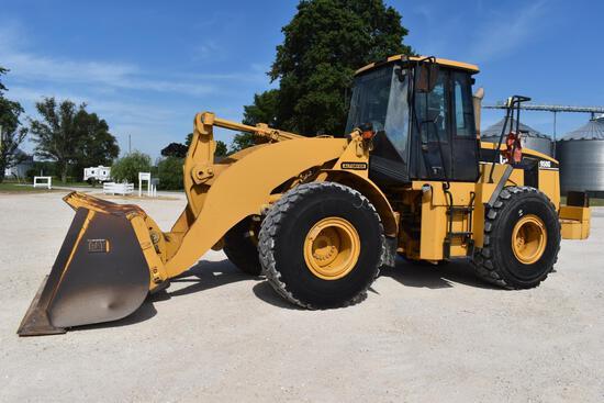 Caterpillar 950G Series II wheel loader