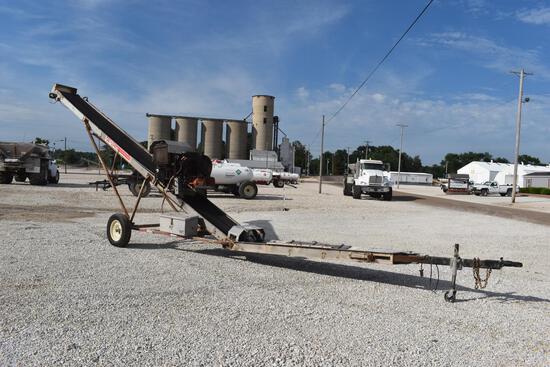 """Doyle 24""""x32' conveyor loader"""